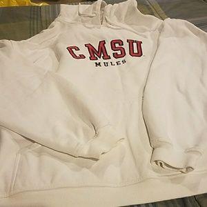 CMSU Hooded sweatshirt